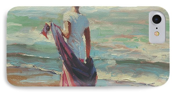 Pacific Ocean iPhone 7 Case - Daydreaming by Steve Henderson