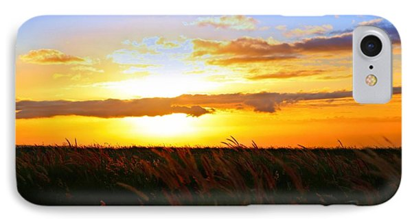 IPhone Case featuring the photograph Day's End by DJ Florek