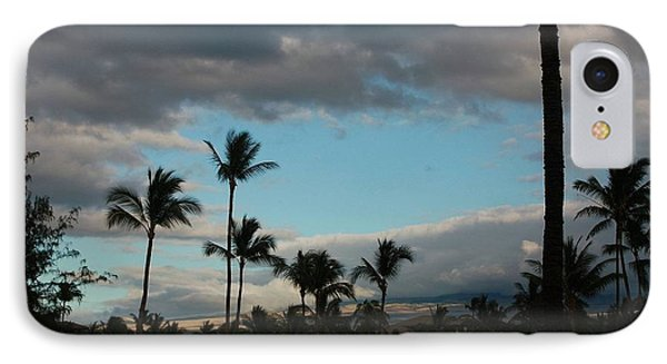 Days End Hawaii IPhone Case by Ellen O'Reilly