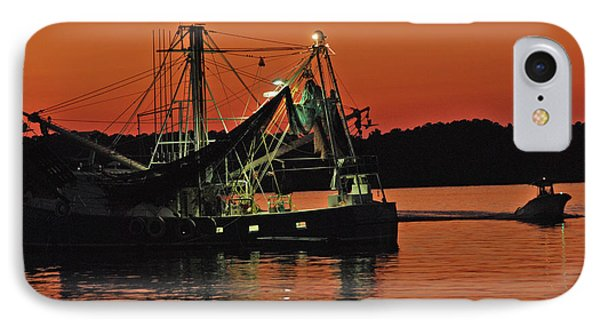 IPhone Case featuring the photograph Days End by Margaret Palmer