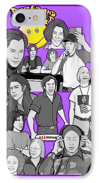 Dazed And Confused  Phone Case by Gary Niles
