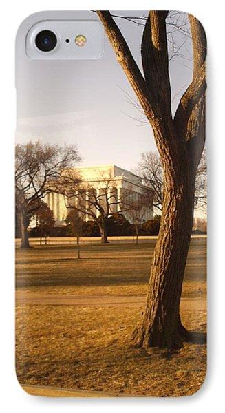 Dc Tree IPhone Case