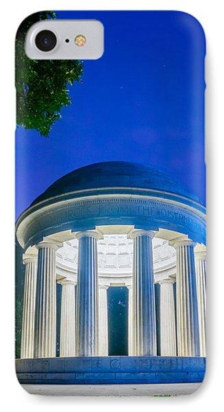 Dc War Memorial IPhone Case