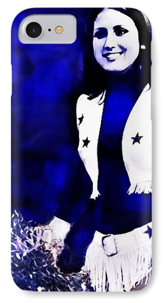 Dcc 4ever Paula IPhone Case by Carrie OBrien Sibley