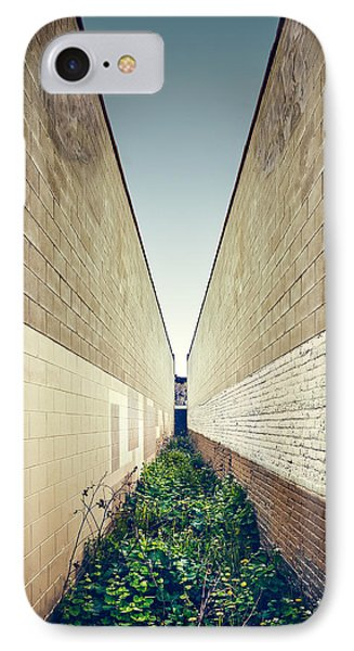 Dead End Alley IPhone Case by Scott Norris