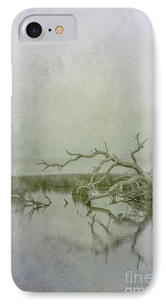 IPhone Case featuring the digital art Dead In The Water by Randy Steele