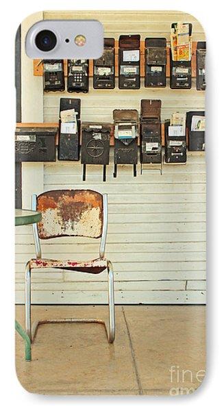 Dead Letter Drop IPhone Case by Joe Jake Pratt