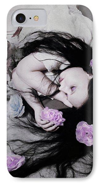 Dead Roses IPhone Case