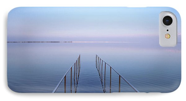 IPhone Case featuring the photograph The Dead Sea by Yoel Koskas