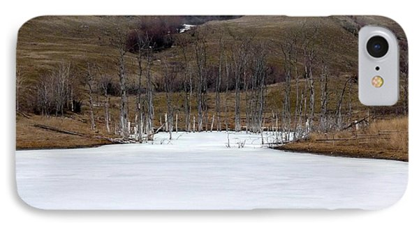 Deadwood Inlet Phone Case by Will Borden