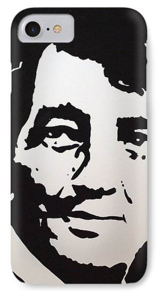 Dean Martin Loving Life Phone Case by Robert Margetts