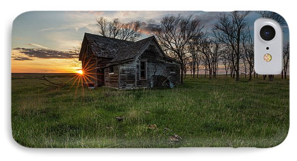 IPhone Case featuring the photograph Dearly Departed by Aaron J Groen