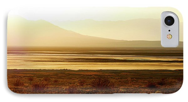 Death Valley - A Natural Geologic Museum Phone Case by Christine Till