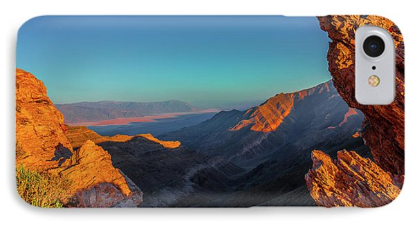 Death Valley 1 IPhone Case by Blake Yeager