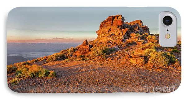 Death Valley 2 IPhone Case by Blake Yeager