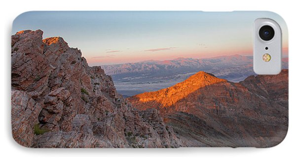 Death Valley 4 IPhone Case by Blake Yeager
