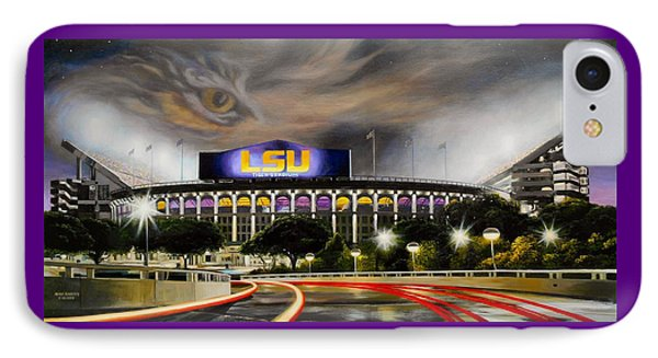 Death Valley Game Time IPhone Case by Mike Roberts