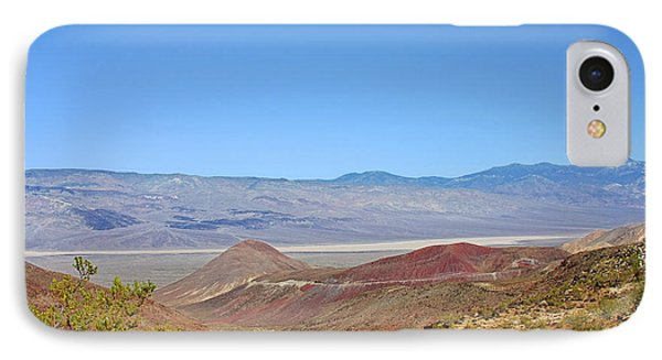 Death Valley National Park - Eastern California Phone Case by Christine Till
