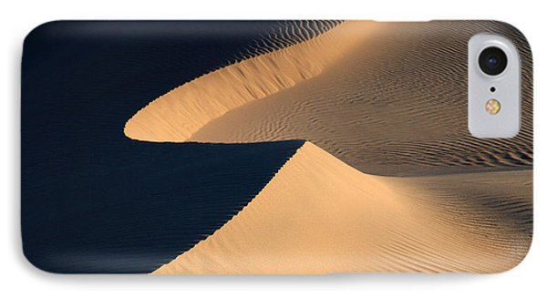 Death Valley Sand Design Phone Case by Pierre Leclerc Photography