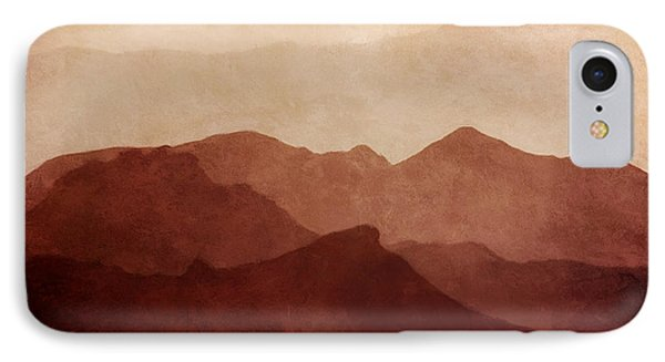 Death Valley IPhone Case by Scott Norris