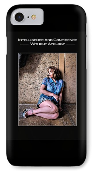 Debra Valentine 3-194 IPhone Case by David Miller