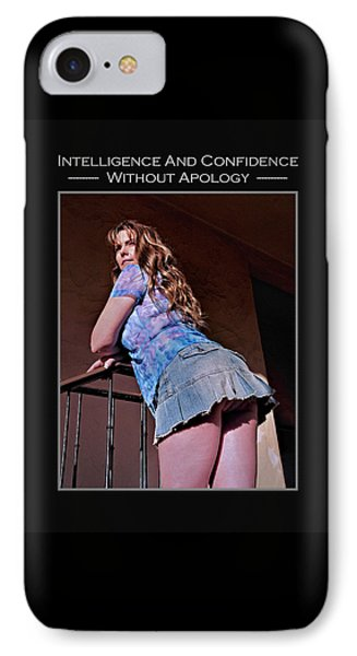 Debra Valentine 5-295 IPhone Case by David Miller