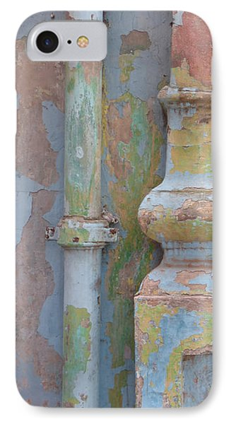 IPhone Case featuring the photograph Decay by Jean luc Comperat