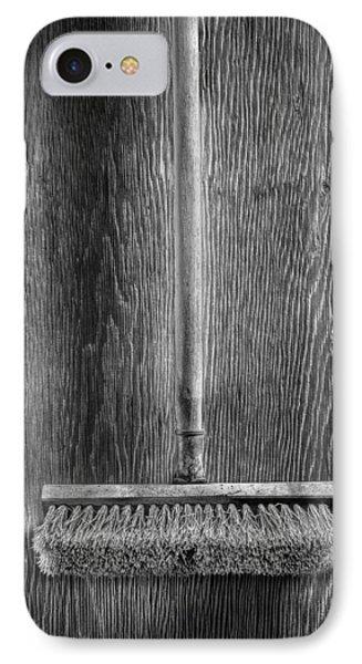 Deck Scrub Brush IPhone Case by YoPedro