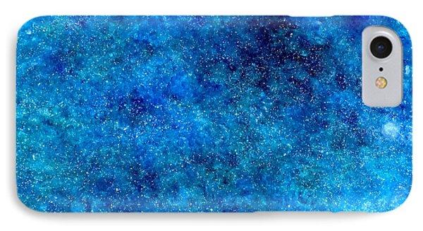 Deep Blue #1 IPhone Case