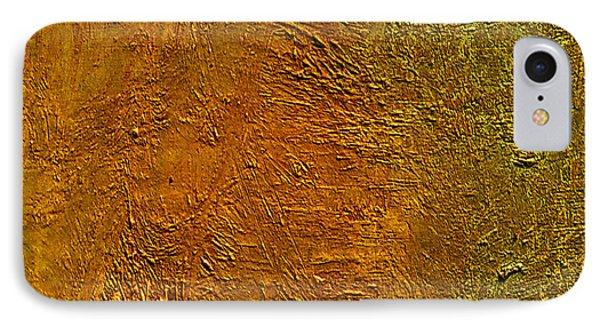 Deep Gold IPhone Case