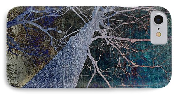 Deep In The Woods IPhone Case by Marianna Mills - Anthony Quinn