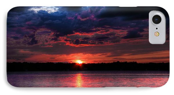 IPhone Case featuring the photograph Deep Sky by Michaela Preston