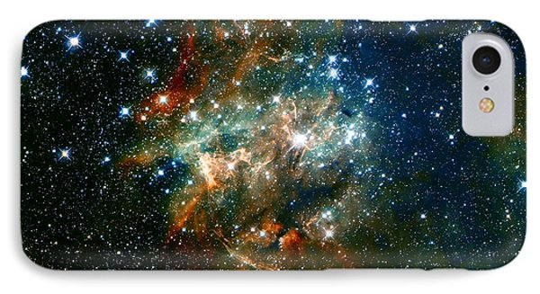 Deep Space Star Cluster IPhone Case
