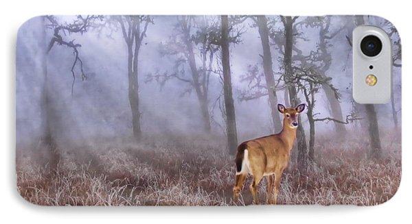 Deer Me IPhone Case