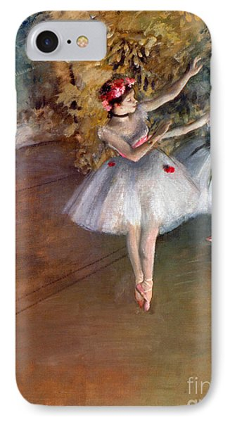 Degas: Dancers, C1877 IPhone Case by Granger