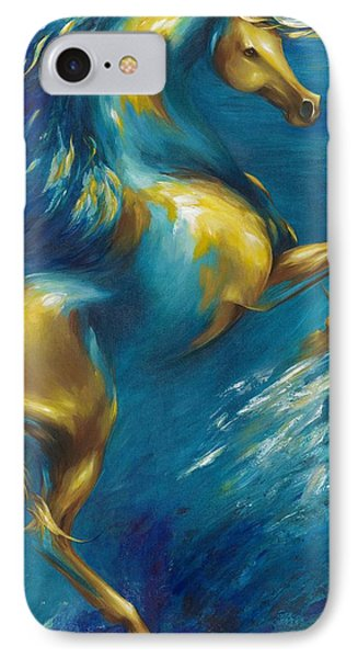 IPhone Case featuring the painting Del Sol by Dina Dargo