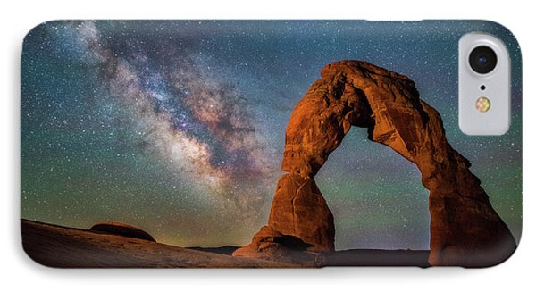 IPhone Case featuring the photograph Delicate Air Glow by Darren White