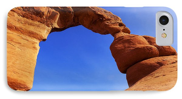 Delicate Arch IPhone Case by Chad Dutson