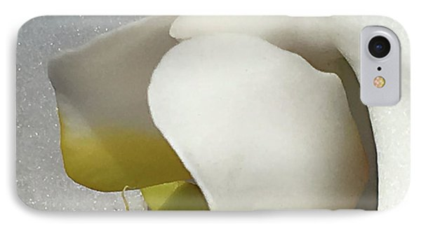 Delicate As Egg Yolk IPhone Case by Sherry Hallemeier
