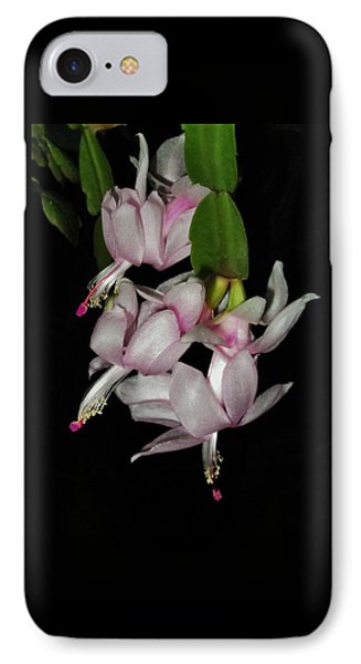 Delicate Floral Dance IPhone Case