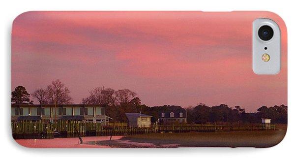 Delmarva Sunrise IPhone Case by Alice Mainville