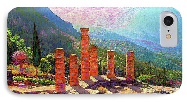 Delphi Magic IPhone Case