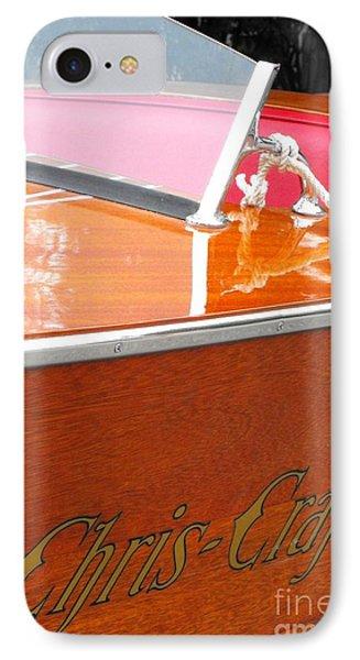 Chris Craft Deluxe IPhone Case