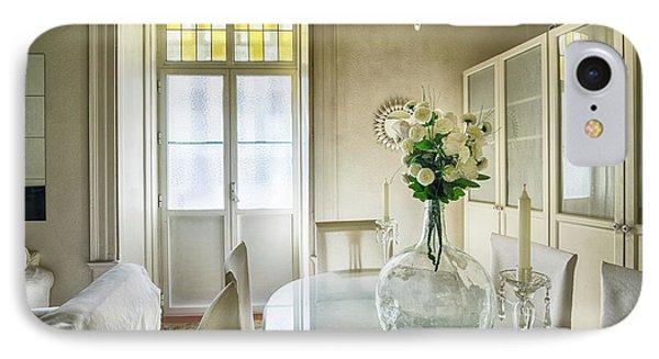 IPhone Case featuring the photograph Demijohn And Window Color Cadiz Spain by Pablo Avanzini
