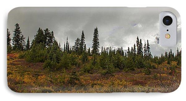 Mt. Rainier - Head In The Clouds IPhone Case