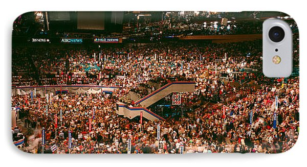 Democratic Convention At Madison Square IPhone Case by Panoramic Images