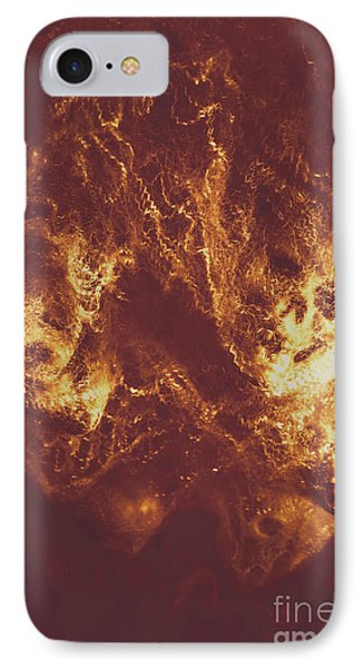 Demon Hellish Nightmare IPhone Case by Jorgo Photography - Wall Art Gallery