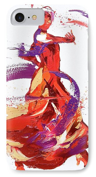 Jaunt IPhone Case by Penny Warden