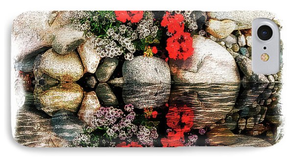 Denali National Park Flowers IPhone Case by Joseph Hendrix