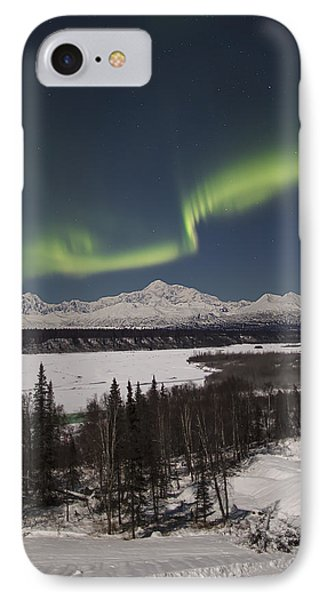 Denali Whisper IPhone Case by Ed Boudreau